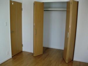子供部屋のクローゼット!1.5畳分のスペース!