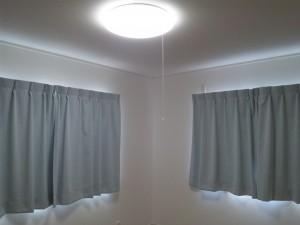 子供部屋のカーテン!